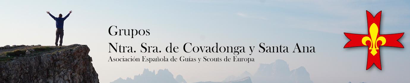 Grupos Ntra. Sra. de Covadonga y Santa Ana